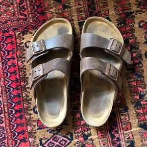 Arizona Soft Footbed Birkenstock's